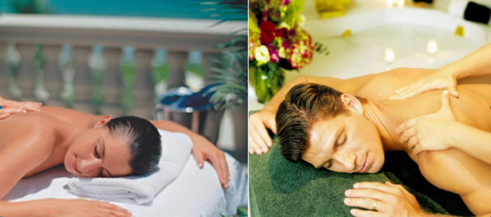 Share Your Wedding Advice & Win A Couple's Massage From The Spa At The Breakers!