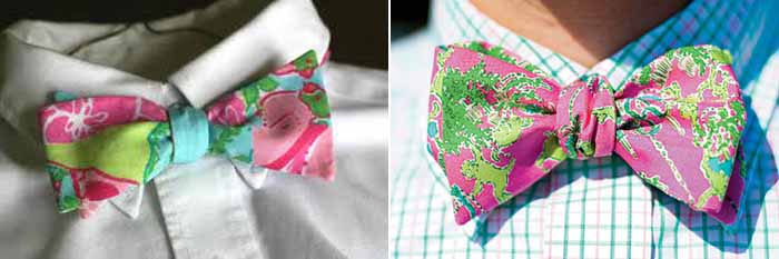 Lilly Pulitzer Bowties