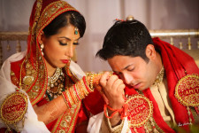 Real Wedding: Sheena & Amit