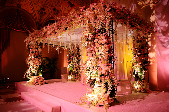 Chuppah decor inspiration