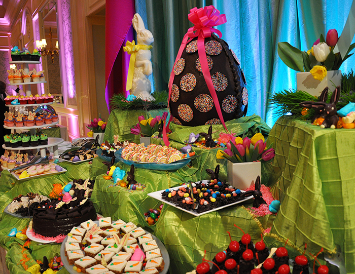 Easter Brunch at The Breakers Palm Beach