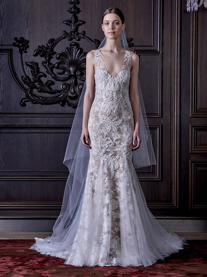 Bridal Fashion: Monique Lhuillier