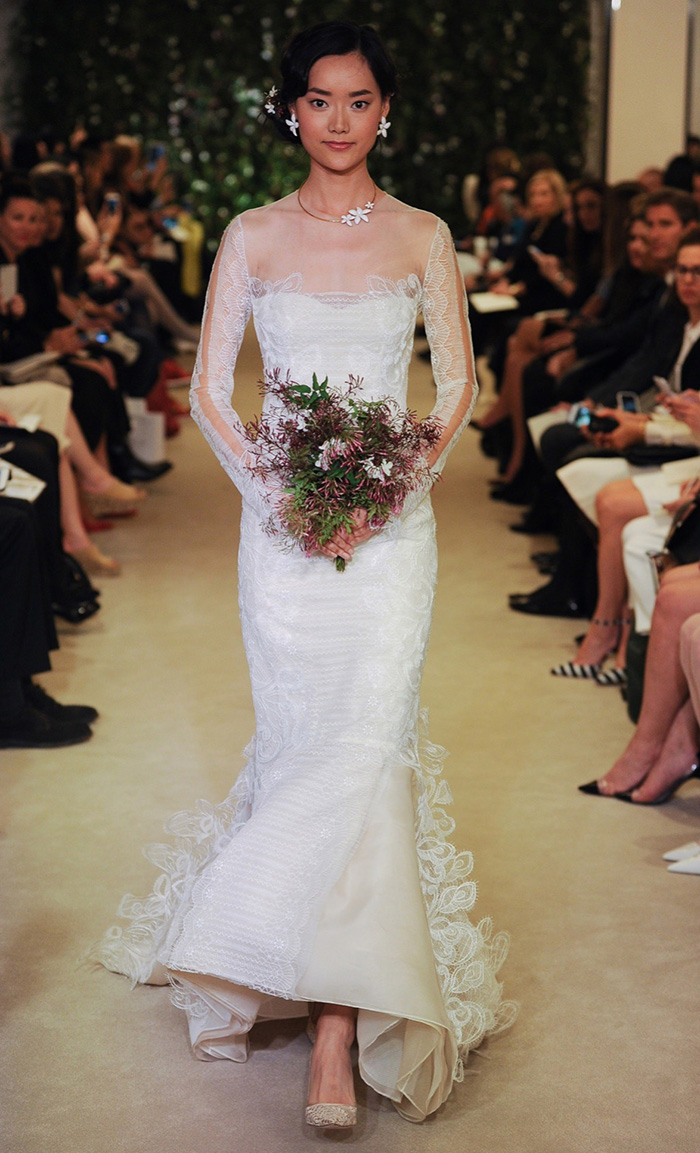 Bridal Fashion: Carolina Herrera