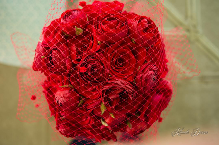 Red Hot Bouquet Inspiration