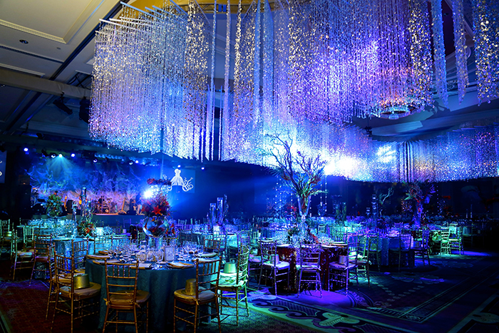 New Year's Eve Fantasy Ball at The Breakers Palm Beach