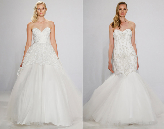 Christian Siriano for Kleinfeld Bridal Spring 2017