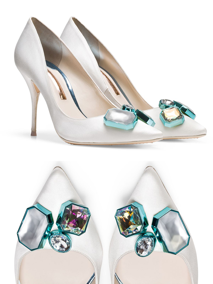 Sophia Webster Bridal Shoes
