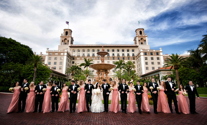 Real Wedding: Tricia & Ryan at The Breakers Palm Beach