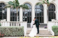 Real Wedding: Michelle & Tim at The Breakers Palm Beach