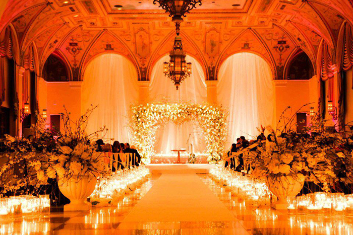 Mediterranean Ballroom at The Breakers Palm Beach