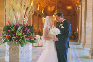 Real Wedding: Renee & Al at The Breakers Palm Beach