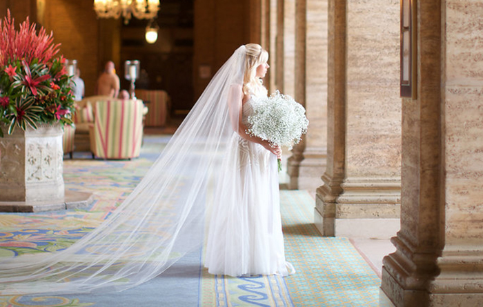 Wedding Veil 101: Bridal Veil Style Guide