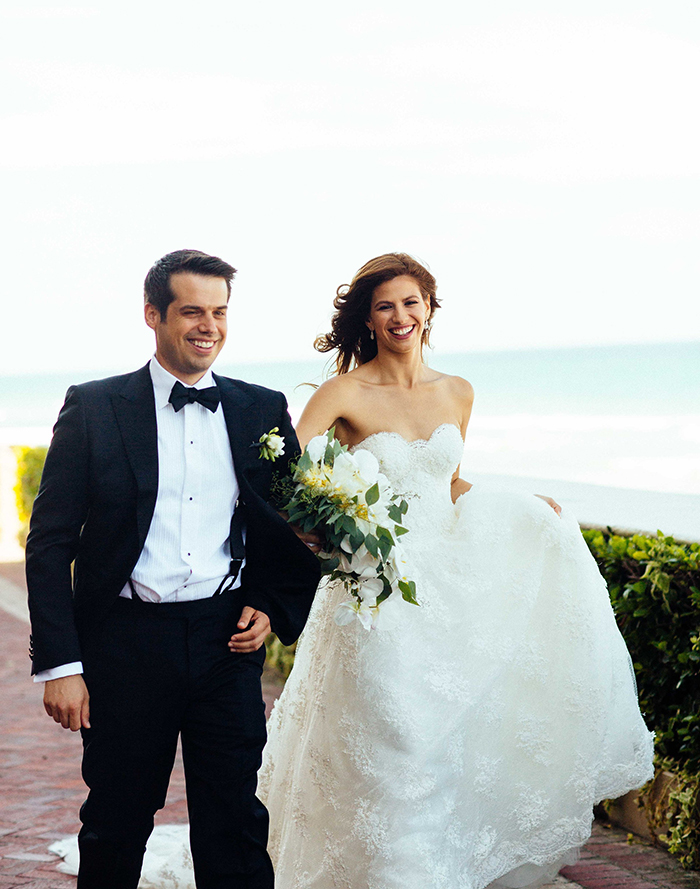 Real Wedding: Michelle & Jamie at The Breakers