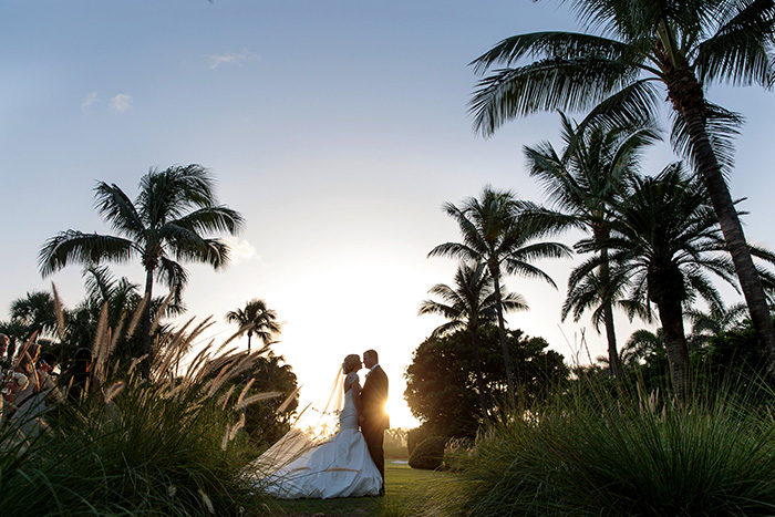 Real Wedding: Courtney & Tyler at The Breakers Palm Beach