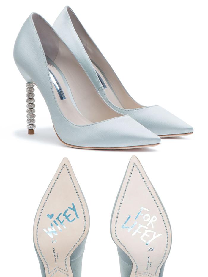 Sophia Webster Bridal Shoes