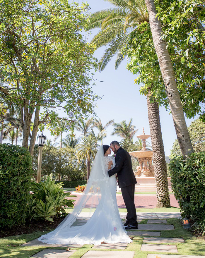 Real Wedding: Jessica & Michael at The Breakers