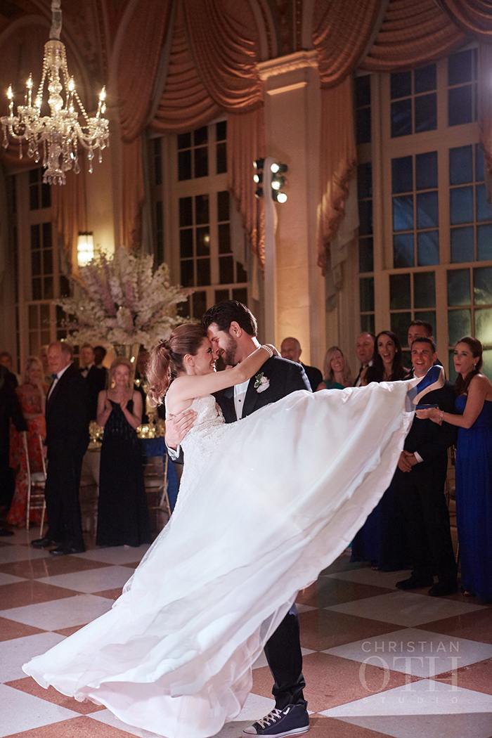 Real Wedding at The Breakers: Ali & Jeremy