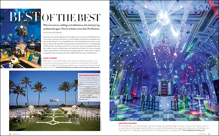 The Breakers Traditions Magazine 2017