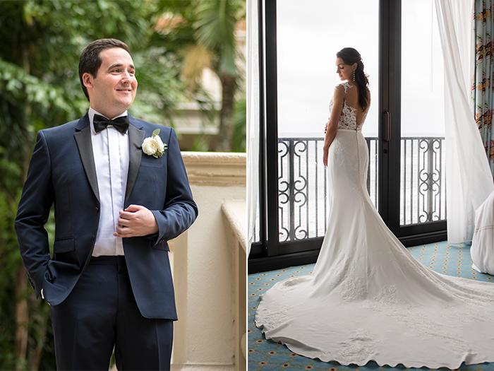 Real Wedding: Kristina & Seth at The Breakers