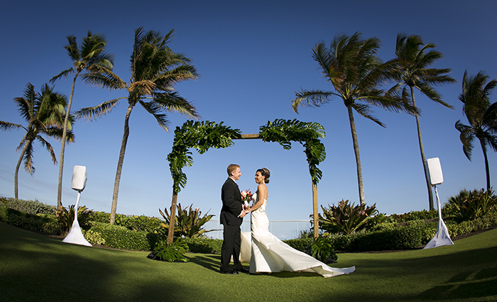 Real Wedding: Ani & Andrew at The Breakers Palm Beach