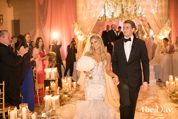 Real Wedding: Arielle & Kevin