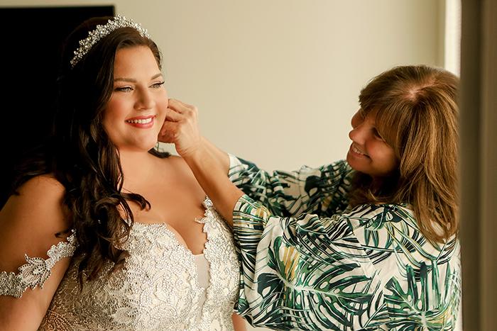 Real Wedding: Melissa & Kalli