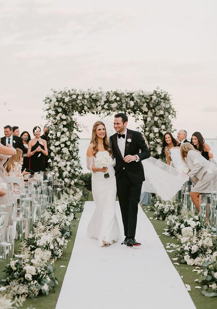 Real Wedding: Erika & Sean